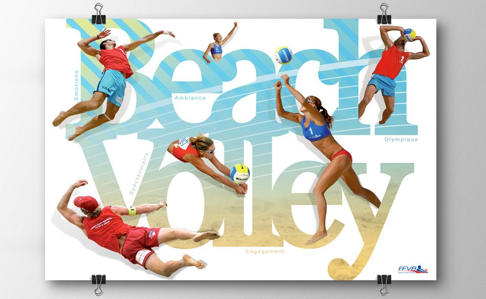 affiches beach-volley mkt-design