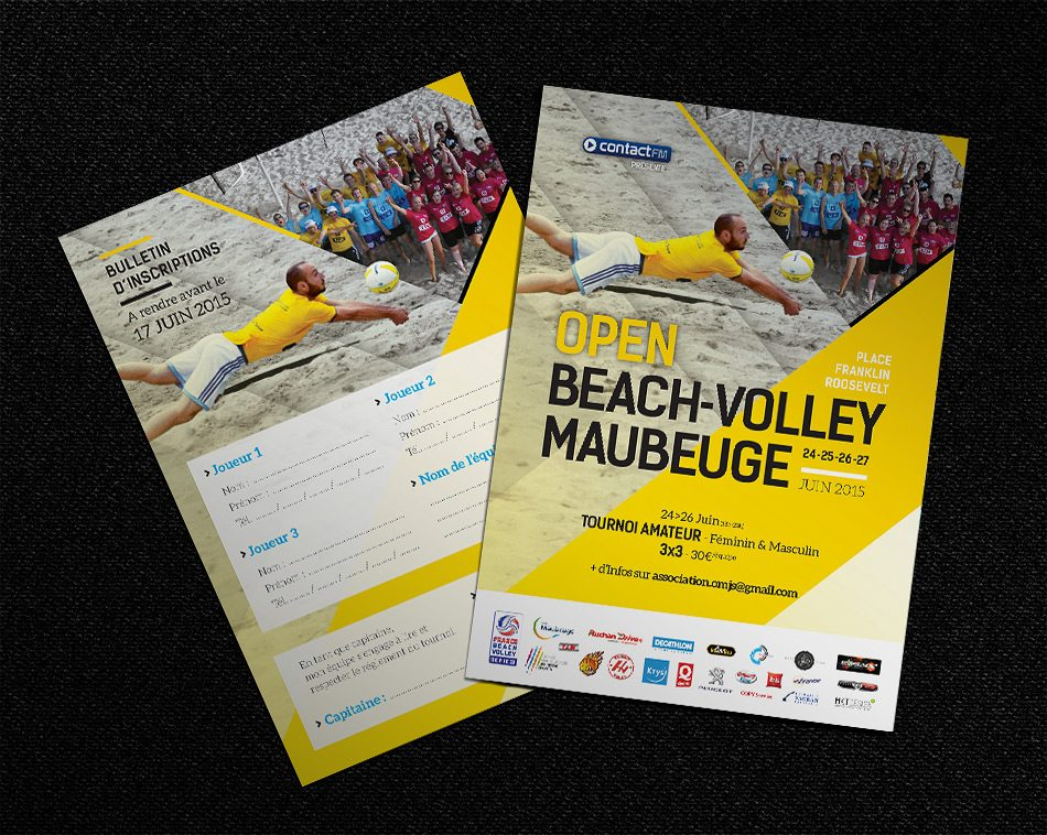 flyer-beach-volley-maubeuge
