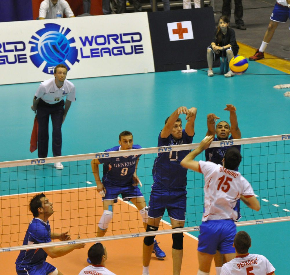 world league volley ball 2010