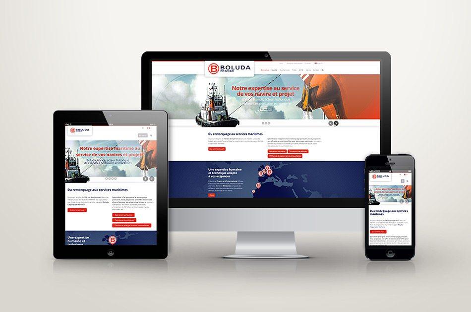 ergonomie site web Boluda
